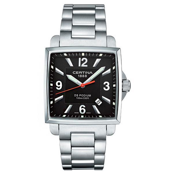 New Time - Certina C0015101105700