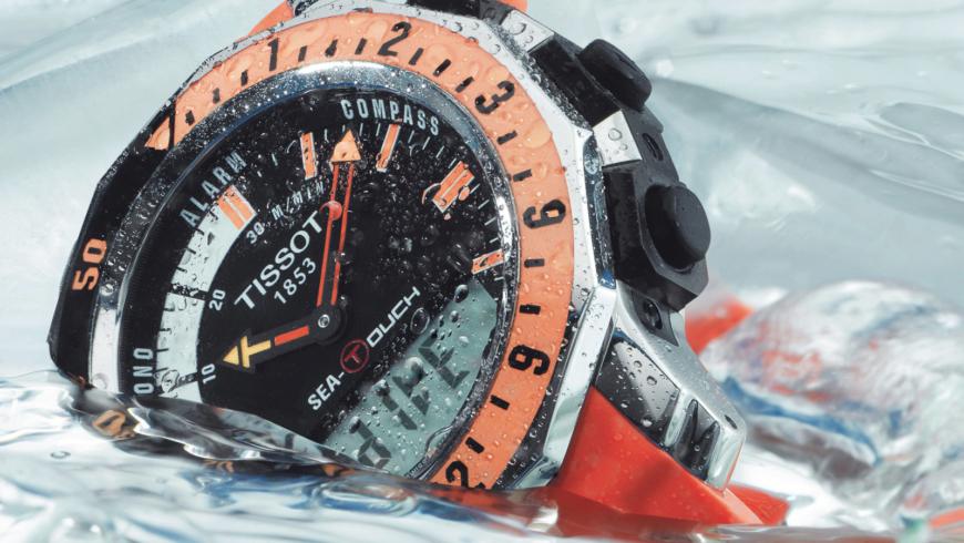 Ваши часы водонепроницаемые?