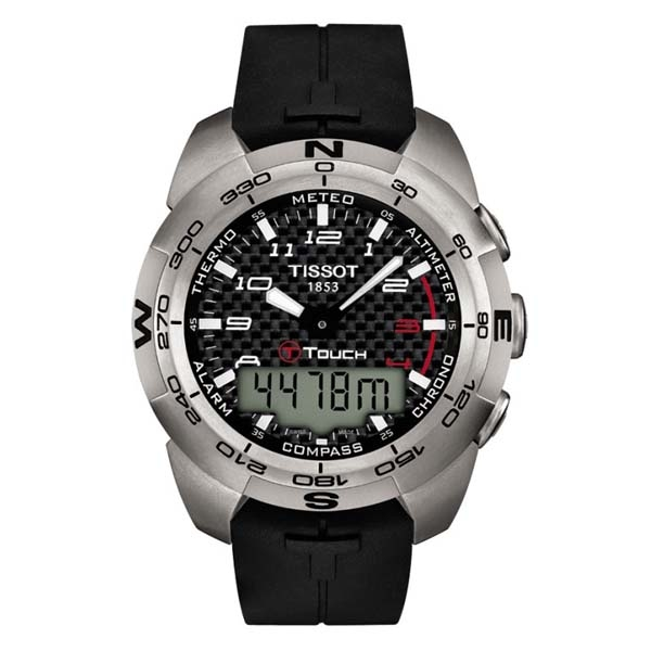 TISSOT T-Tactile T-Touch Expert